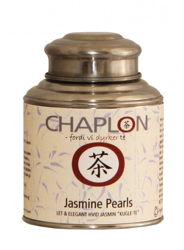Silvery Jasmin Pearls