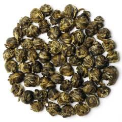 Økologisk grønn perle te