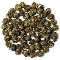 økologisk grønn perle te kvæde