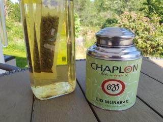 Chaplon Tea Eid Mubarak