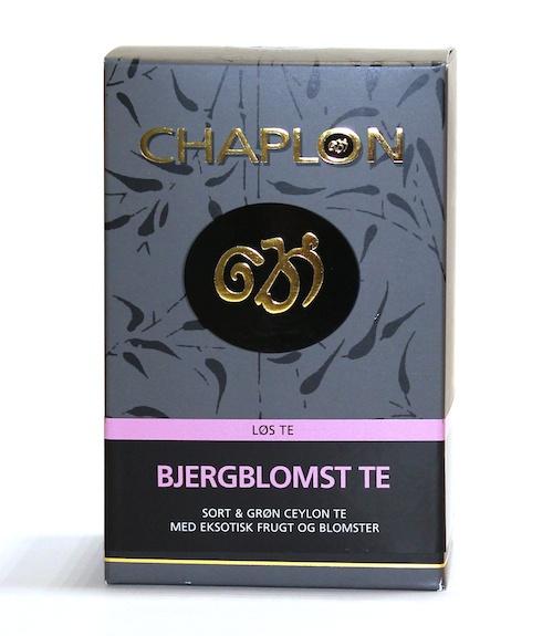 Chaplon Tea Bjergeblomst 100g pk