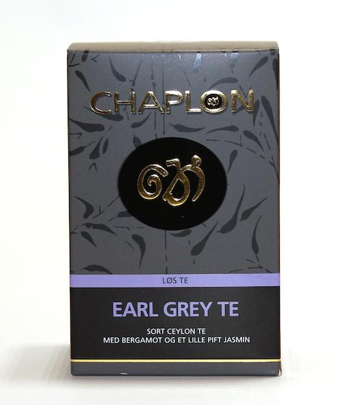 Chaplon Tea Earl Grey 100g pk
