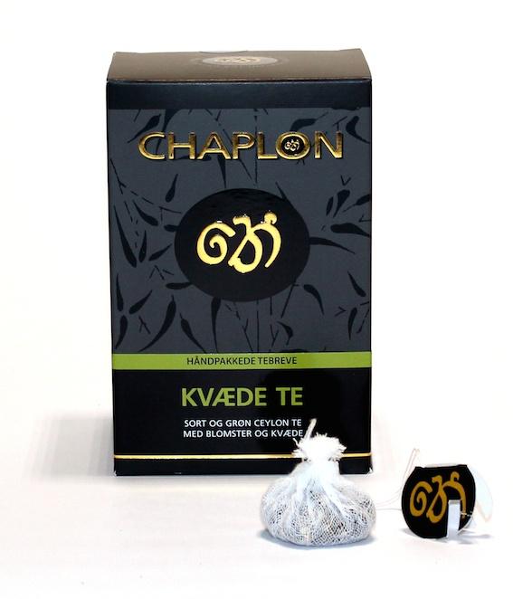 Chaplon Tea Kvæde 15 teposer