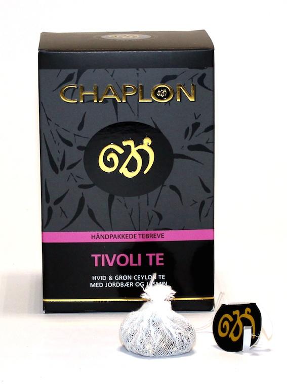 Chaplon Tea Tivoli 15 teposer