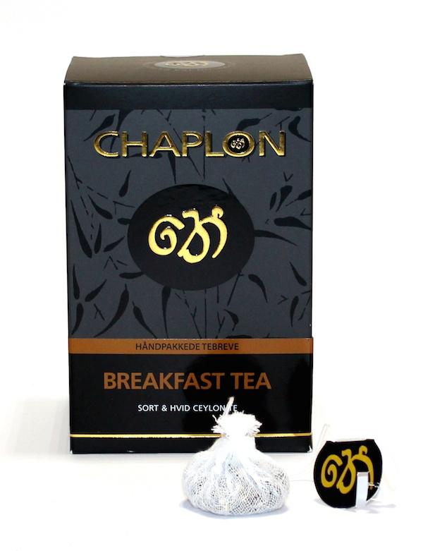 Chaplon Tea Breakfast 15 teposer