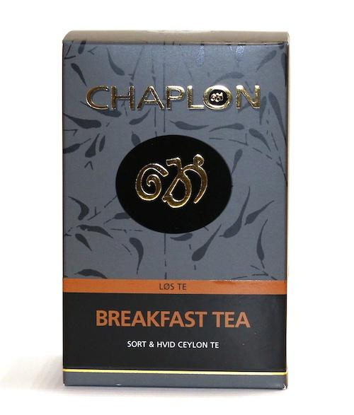 Chaplon Breakfast te refill