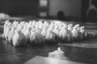 Chaplon Tea Treboks med 50 teposer