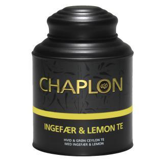 Chaplon Ingefær & Lemon 160g boks