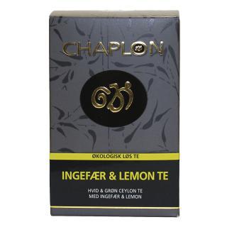 Chaplon Ingefær & Lemon 100g pk