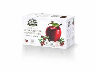 Frukt te med eple & tranebær