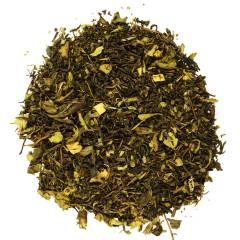 Chaplon grønn & hvit te fersken og mango 100g pk
