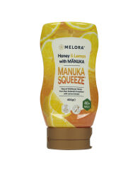 Honey & Lemon with MANUKA 400g