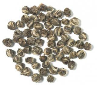 økologisk Jasmine Pearls